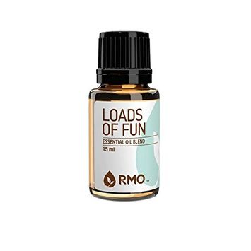 Rocky Mountain Oils - Loads of Fun - 15 ml - 100% Pure and Natural Essential Oil Blend