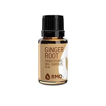 Rocky Mountain Oils - Ginger Root - 15 ml - 100% Pure and Natural Essential Oil