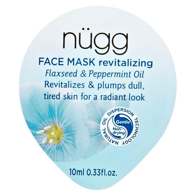 nügg Revitalizing Face Mask