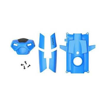 Parrot Blue Covers + screws for Rolling Spider (5 pcs)