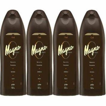 Magno Shower Gel 18.3oz./550ml (4Pack)!!