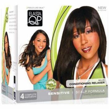 Elasta QP Sensitive Scalp Relaxer Kit (Pack of 4)