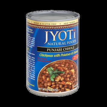 Jyoti Punjabi Chhole Chickpeas with Potatoes and Onions