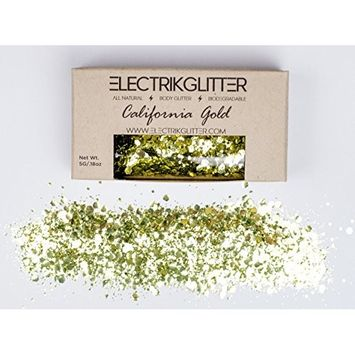 Electrik Glitter Biodegradable Body Glitter (5G) (California G