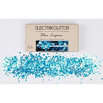 Electrik Glitter Biodegradable Body Glitter (5G)