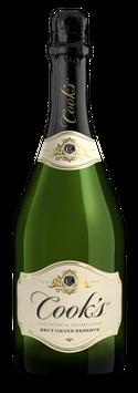 Cook's California Champagne Grande Reserve, White Sparkling Wine