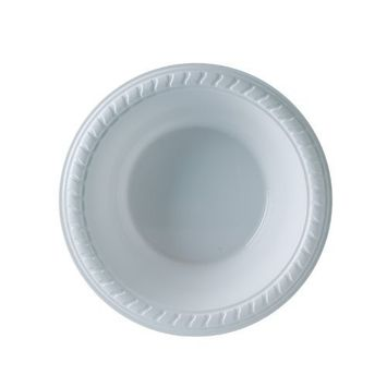 Solo PSB2W-0099 12 oz White Plastic Bowl (Case of 500)