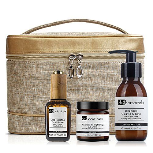Dr Botanicals Bag Set Cleanse and Tone
