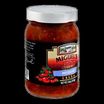 Miguel's Gourmet Medium Salsa