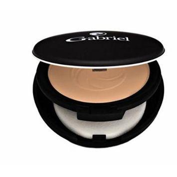 Gabriel Cosmetics Dual Powder Foundation Tan Beige Tan Dark Skin