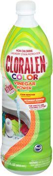 Cloralen® Color Vinegar Power Non Chlorine Laundry Stain Remover