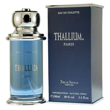 Men's Thallium by Jacques Evard Eau de Toilette Spray - 3.3 oz