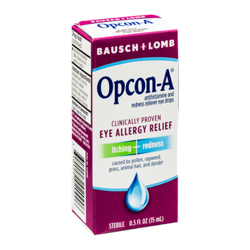 Bausch & Lomb Opcon-A Eye Allergy Relief
