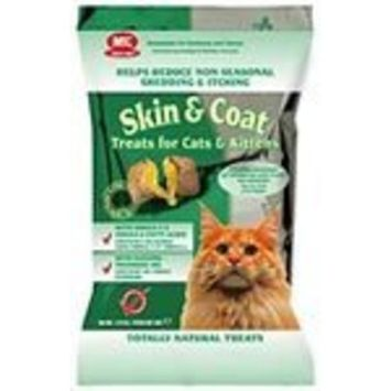 Mark Chappel Mark And Chappelle Skin & Coat Treats For Cats 1.75oz