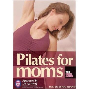 Music Video Distributors, Inc. Pilates for Moms (DVD)