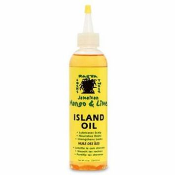 Jamaican Mango & Lime Island Oil, 8 oz (Pack of 3)