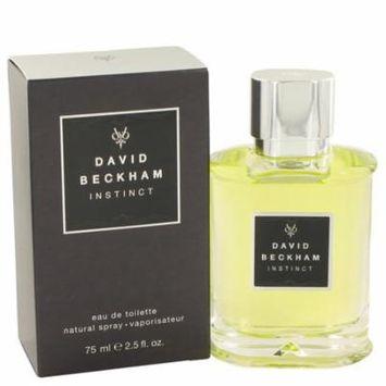 David Beckham Instinct by David Beckham Eau De Toilette Spray 2.5 oz for Men