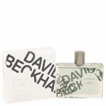 David Beckham Homme by David Beckham - Eau De Toilette Spray 2.5 oz