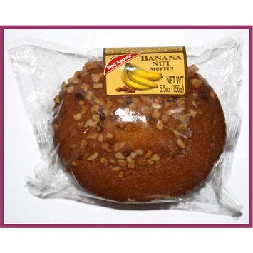 Bon Appetit Banana Nut Muffin, 5.5 Ounce (Pack of 8)