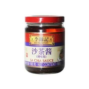 Lee Kum Kee Sa Cha Sauce 7 Oz(pack of 2)