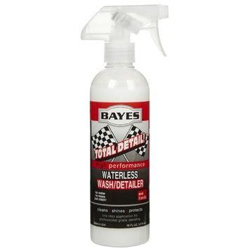 Bayes High Performance Waterless Car Wash / Detailer, 16oz