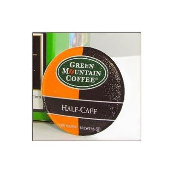 HALF-CAFF by Green Mountain 120 K-Cups for Keurig Brewing Systems