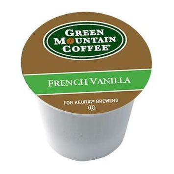 Green Mountain Coffee French Vanilla 96 K-Cups for Keurig Brewers