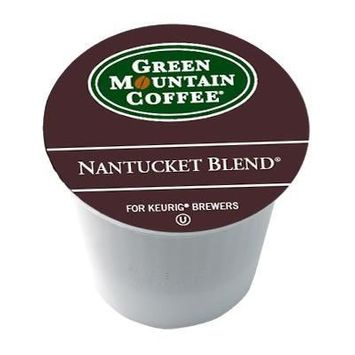 Green Mountain Coffee Nantucket Blend 48 K-Cups for Keurig Brewers