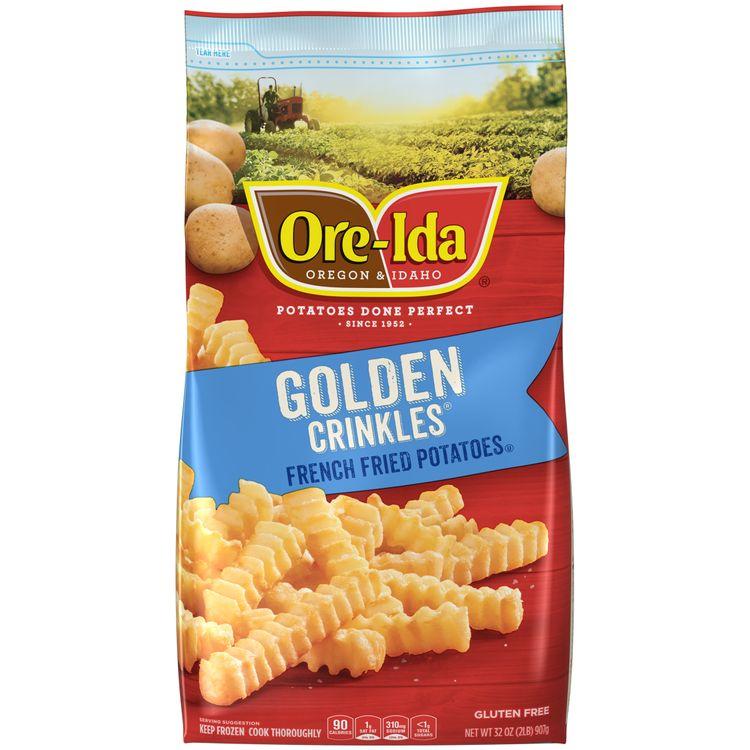 Ore-Ida Golden Crinkles French Fried Potatoes