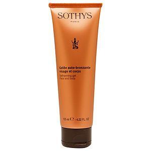 Sothy's Paris Sothys Paris Face & Body Self-Tanning Gel, 4.22 oz