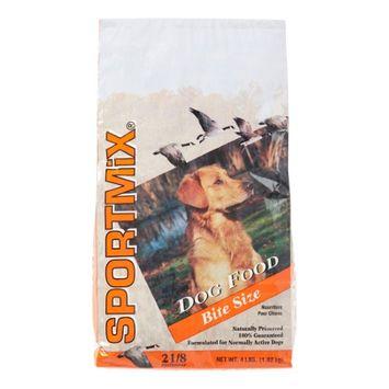 Sportmix Adult Bite Size Dry Dog Food Size: 4-lb bag