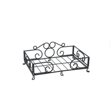 Pet Goods Mfg   Imports Pet Goods Iron Bed Frame for 20-Inch by 30-Inch Pillow Top or Coil Spring Pet Bed