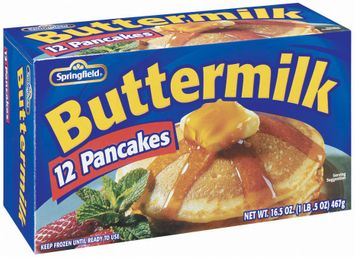 Springfield Buttermilk 12 Ct Pancakes