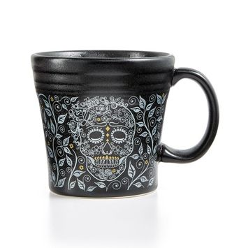 Skull and Vine Dinnerware Collection