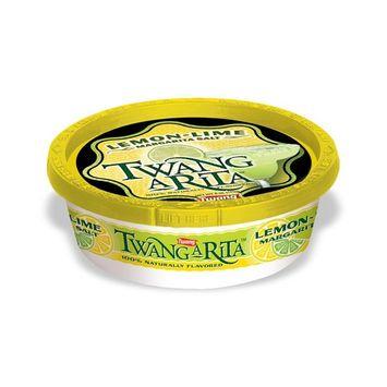Twang A Rita Classic, Lemon Lime & Natural Lime Margarita Salt (Lemon Lime, 3 Pack)