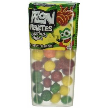 Pelon Pelo Rico Pelonetes Candy Bites (pack of 18)