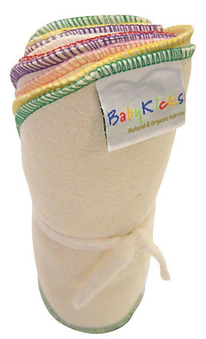 BabyKicks Cloth Baby Wipes