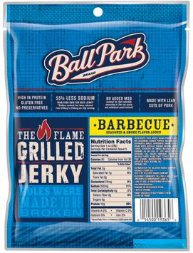 Ball Park® Barbecue Pork Jerky