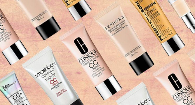 The 9 Best CC Creams for a Flawless Face