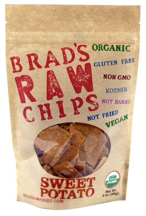 Brad's Raw Chips Sweet Potato