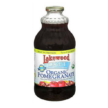 Lakewood Light Organic Fruit Juice Pomegranate