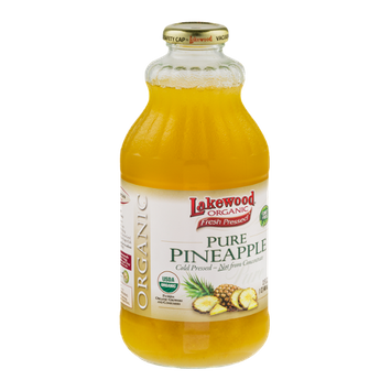 Lakewood Organic Pure Pineapple Juice