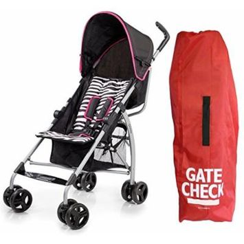 Go Lite Wild Card Convenience Stroller with Gate Check Bag