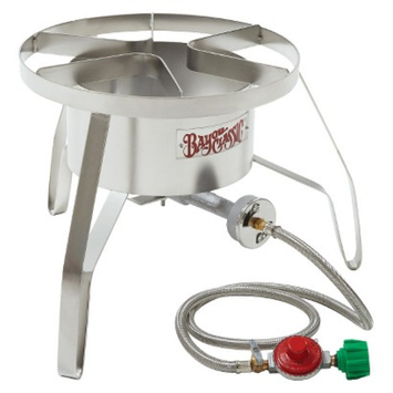 Barbour International Bayou Classic Stainless High Pressure Cooker