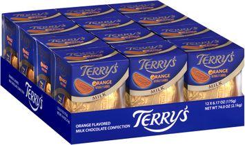 Terry's Milk Chocolate Orange 1 Boxes