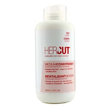 HerCut Medium Conditioner (Color Tone Protection Technology) 300ml/10oz