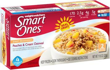 Smart Ones® Smart Beginnings Peaches & Cream Oatmeal