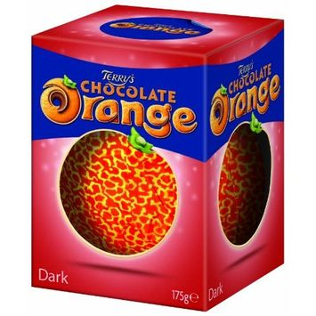Terry's - Dark Chocolate Orange - 175g