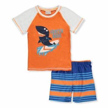 Baby Boys' 2-Piece Swim Set