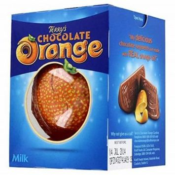 Terrys Chocolate Orange Ball (Pack Of 3)